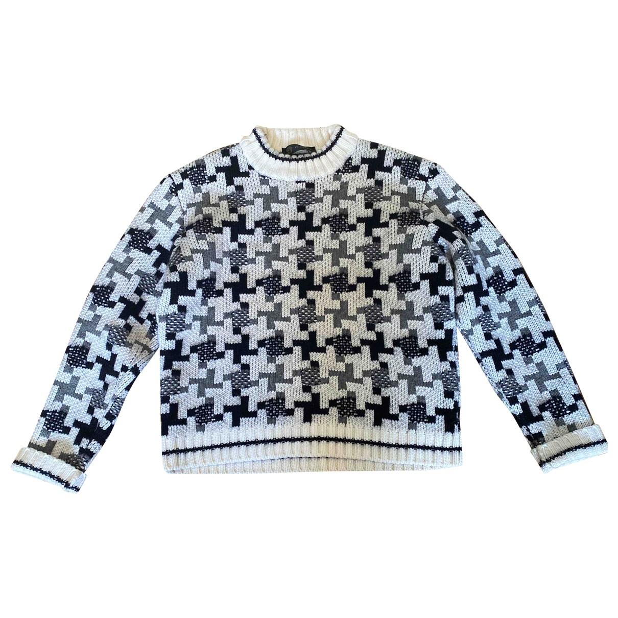 Versace \N Pullover.Westen.Sweatshirts  in Wolle
