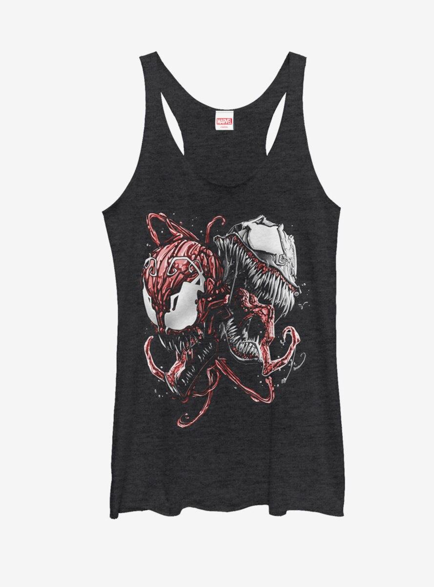 Marvel Venom & Carnage Womens Tank