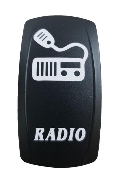 ModQuad RS-RADIO Rocker Switch-Radio Light