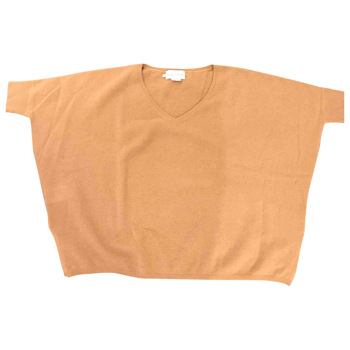 Non Signé / Unsigned \N Camel Cashmere Knitwear for Women M International