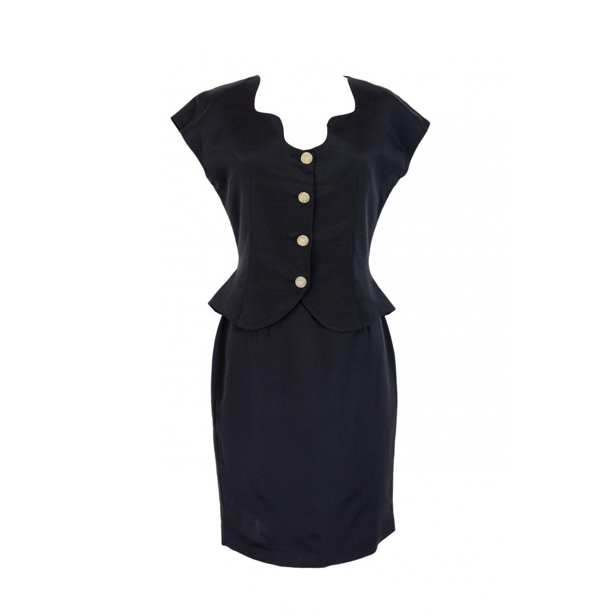 Blumarine - Jupe   pour femme en coton - noir
