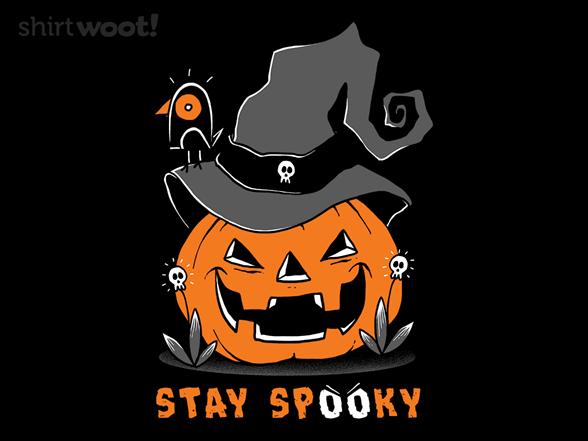 Stay Spooky, Friends T Shirt