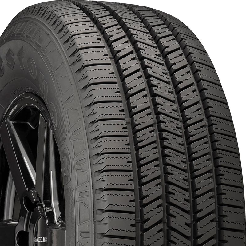 Firestone 002767 Transforce HT2 Tire LT245/70 R17 119R E1 BSW