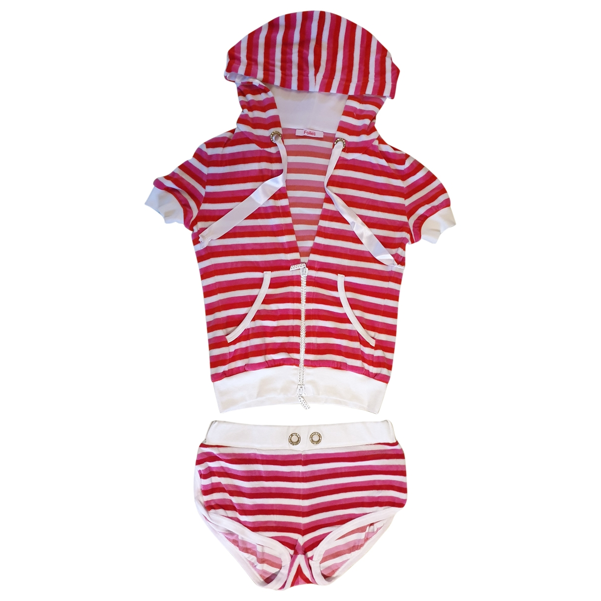 Blumarine \N Multicolour Cotton Shorts for Women 40 IT