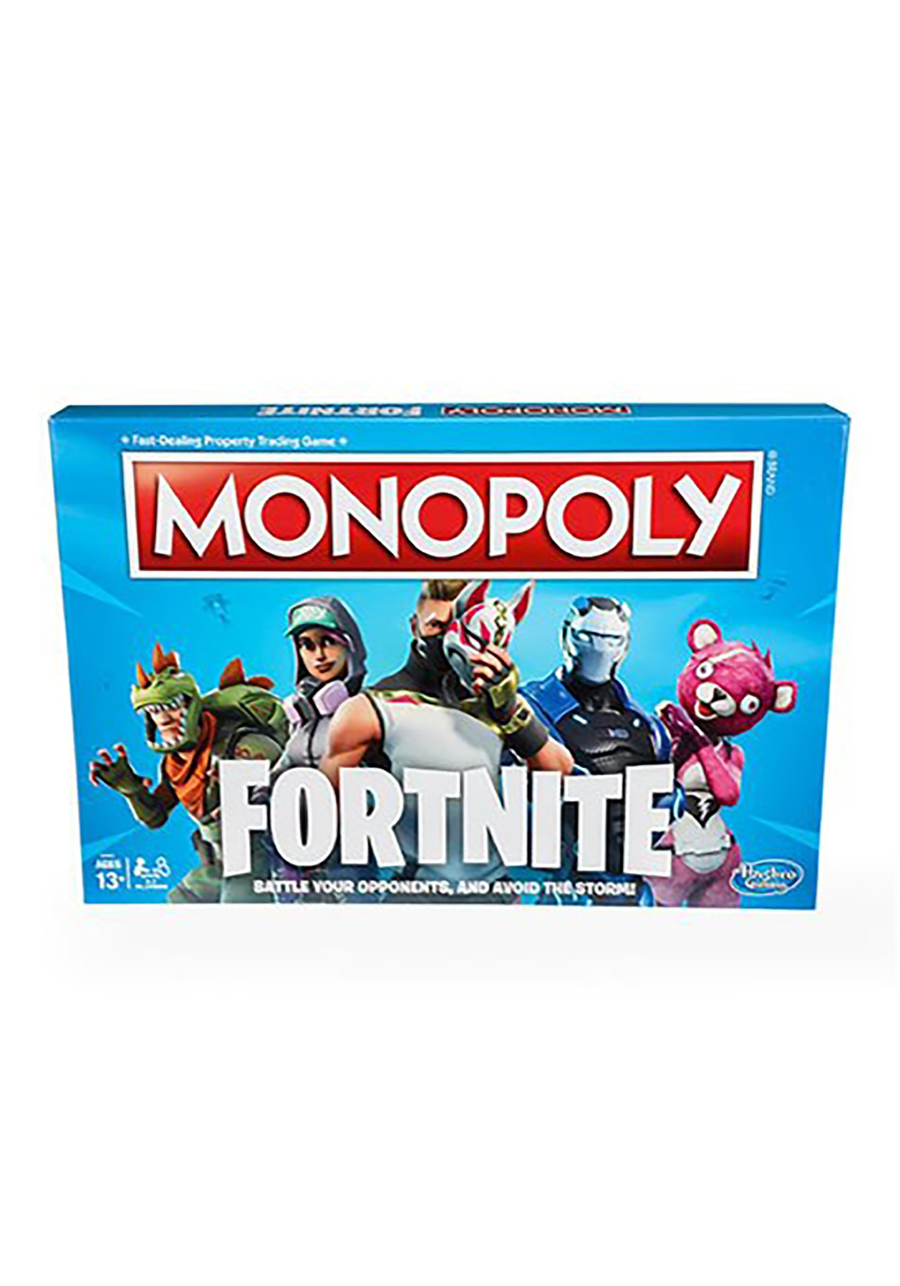 Monopoly Game Fortnite Edition