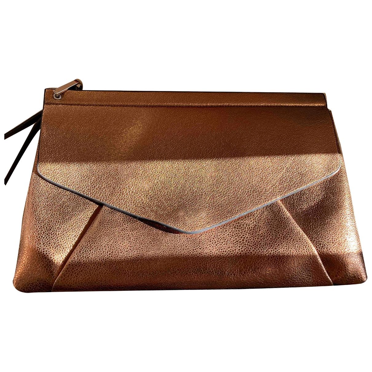 Pochette de Cuero Zara