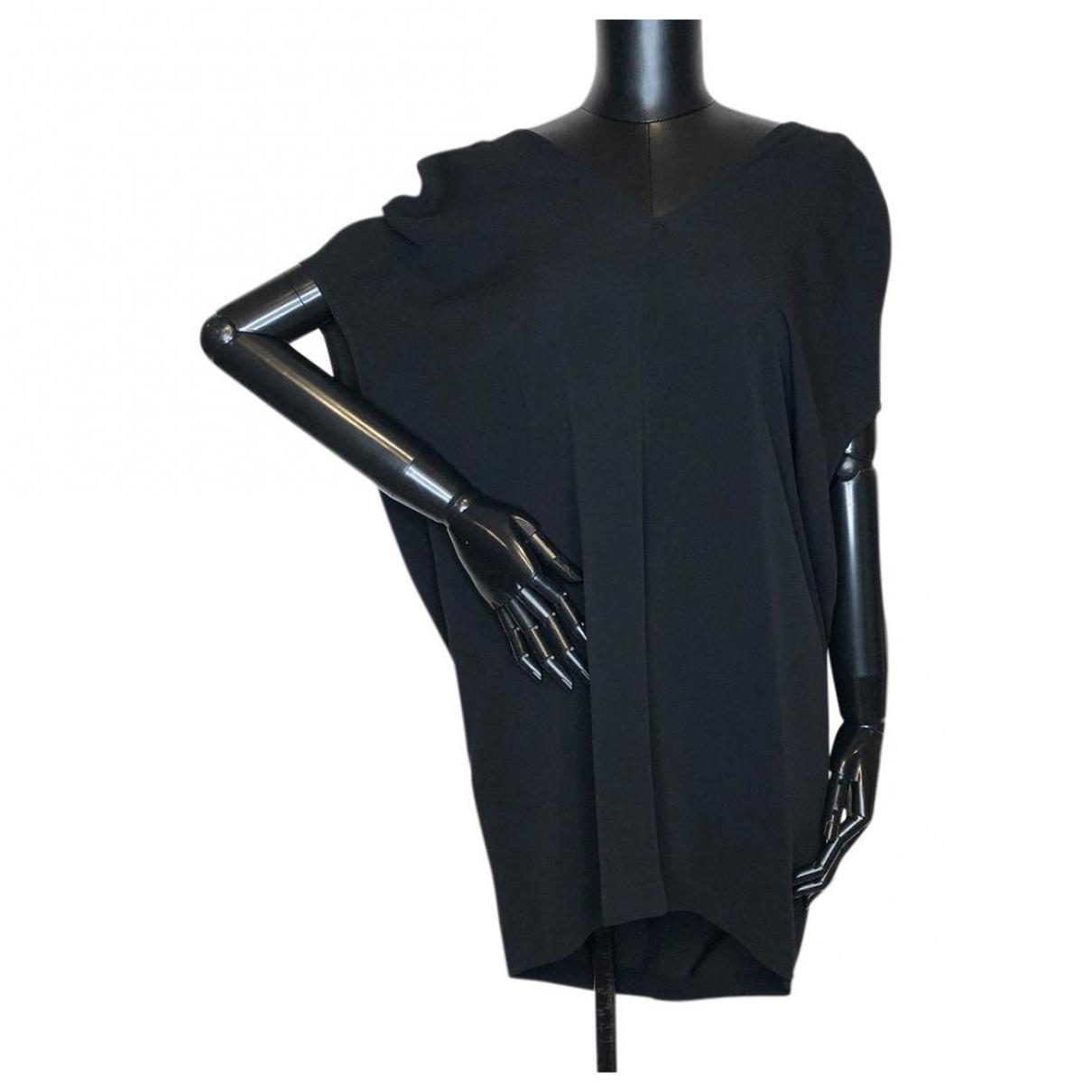 Rick Owens - Robe   pour femme en coton - noir