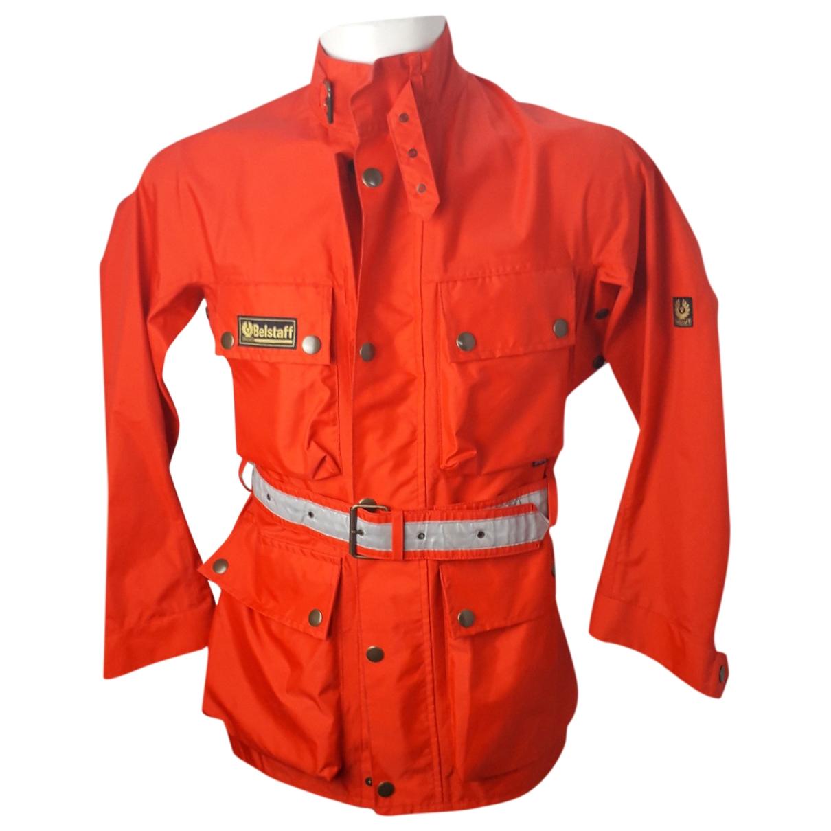 Belstaff \N Red jacket  for Men 42 IT