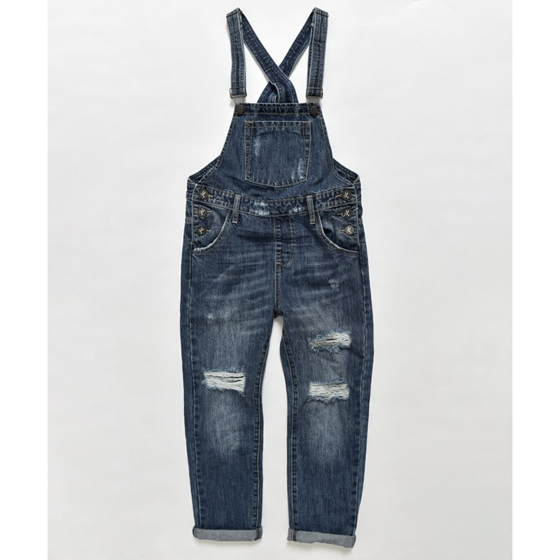 KIDS OXFORD HOOLIGAN OVERALLS