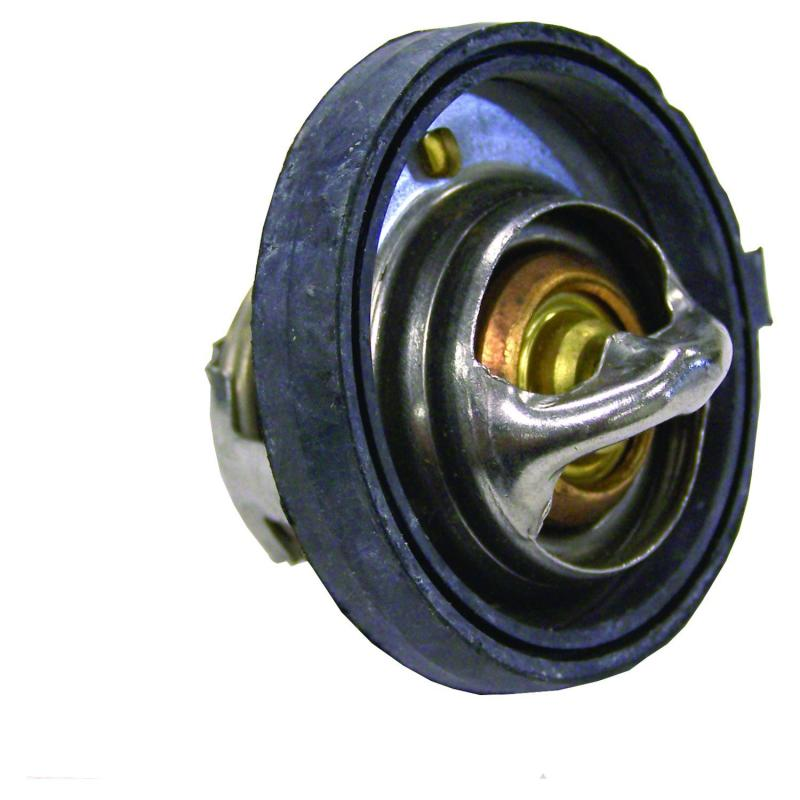 Crown Automotive 53010552AA Jeep Replacement Thermostat; Gasket; and Housing Jeep