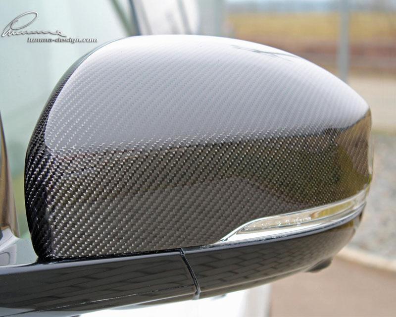 LUMMA CLR-R Carbon Mirror Cap Set for Range Rover 14-15