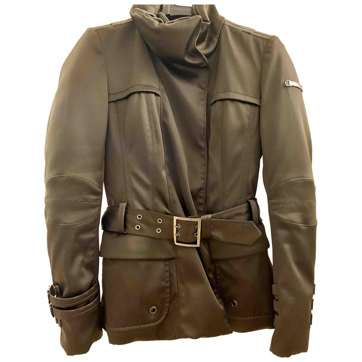 Peuterey \N Brown jacket for Women 40 IT