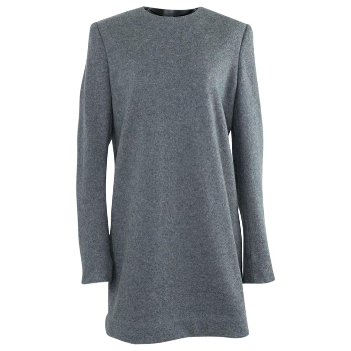 Haider Ackermann - Robe   pour femme en coton - gris