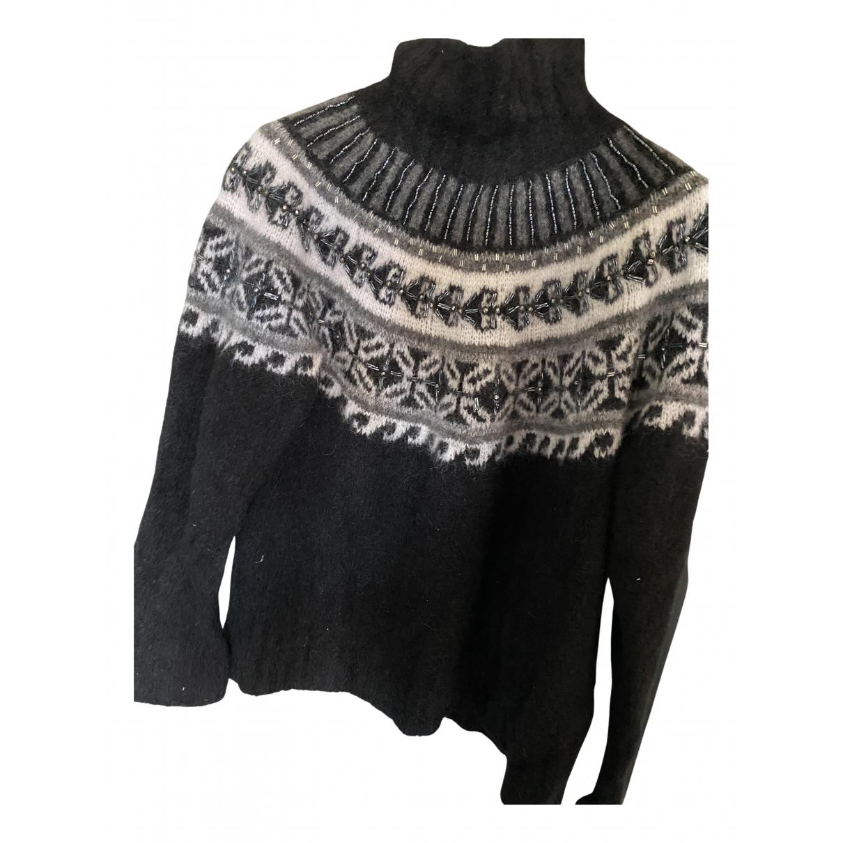Zara N Blue Knitwear for Women M International