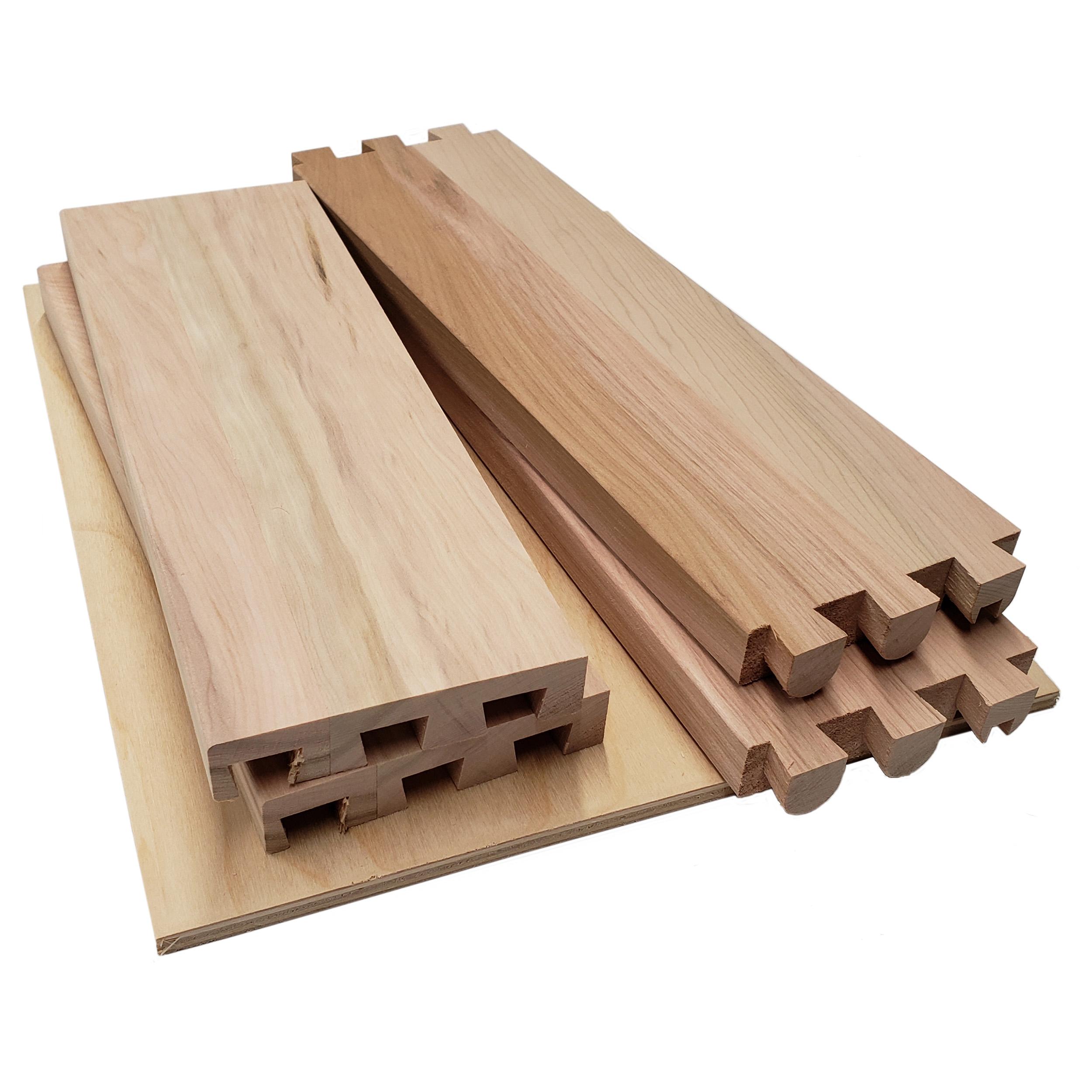 Dovetail Drawer Boxes - 4.125