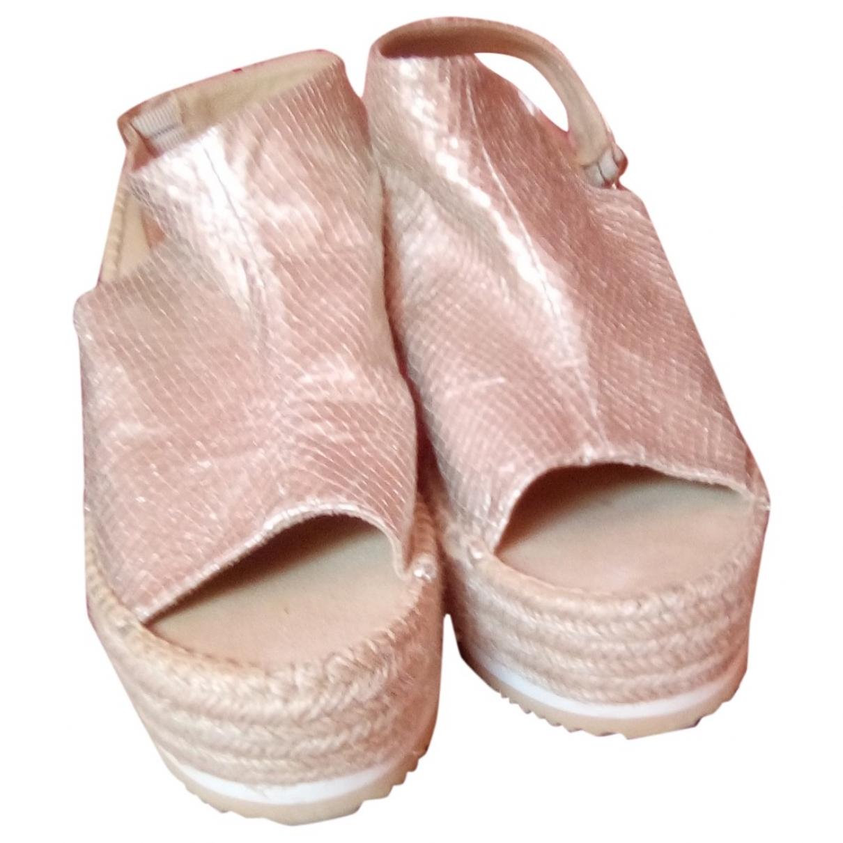 Sandalias de Cuero Replay