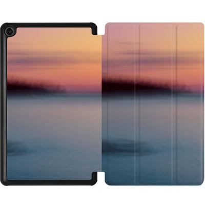 Amazon Fire 7 (2017) Tablet Smart Case - Sea Sunset Abstract 2 von Joy StClaire