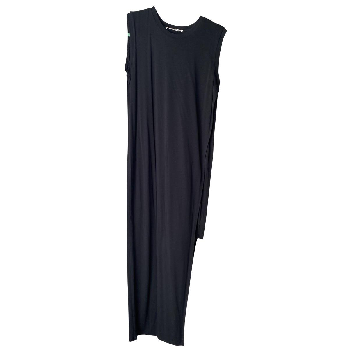 Acne Studios N Black Cotton dress for Women XXS International