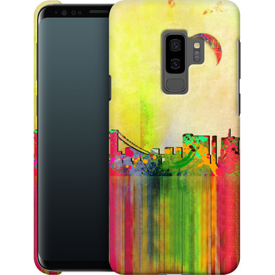 Samsung Galaxy S9 Plus Smartphone Huelle - San Francisco Skyline von Mark Ashkenazi