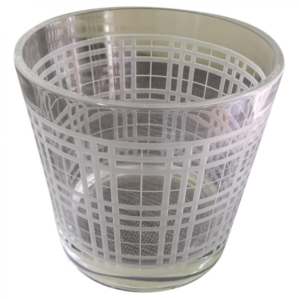 Burberry - Arts de la table   pour lifestyle en cristal - blanc