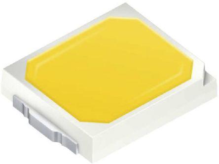 OSRAM Opto Semiconductors 9.8 V White LED SMD,Osram Opto DURIS E2835 GW JTLRS1.CM-KZK2-XX55-1 (10000)