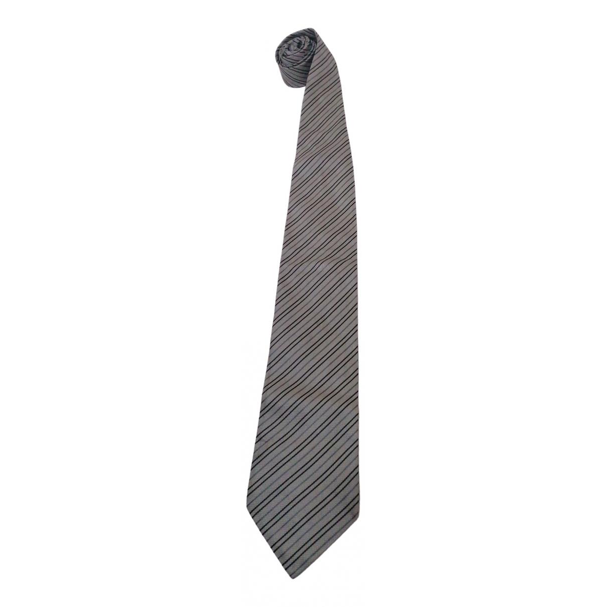 Balenciaga - Cravates   pour homme en soie - multicolore