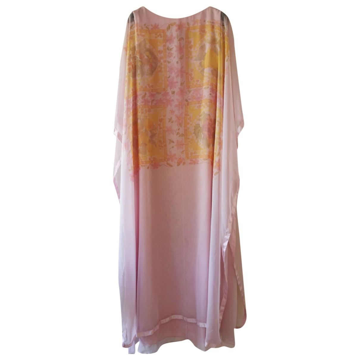 Jean Varon \N Kleid in  Rosa Polyester