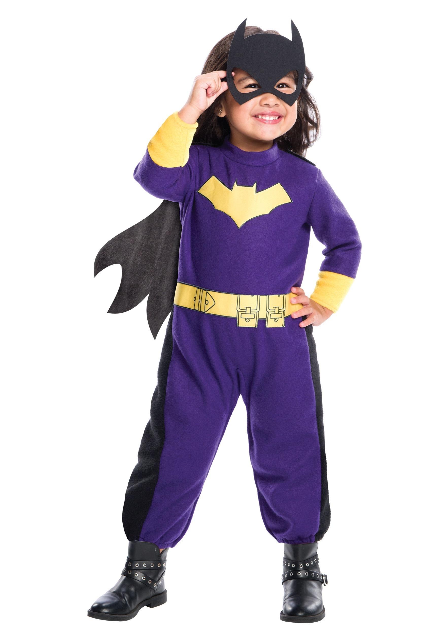 Batgirl Romper Costume for Girls