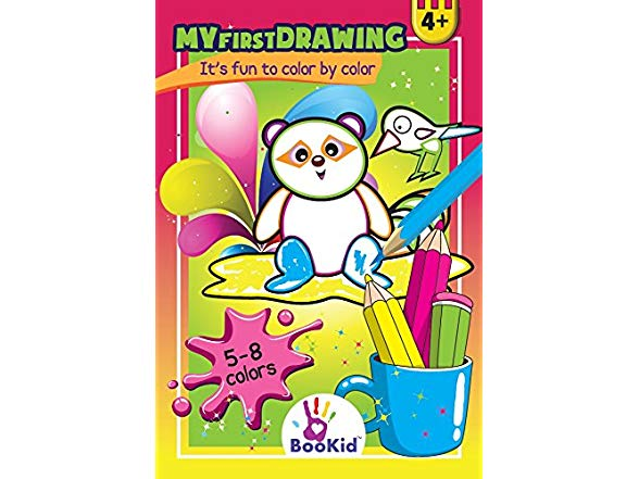 Activity Books For Kids Age 3 To 4