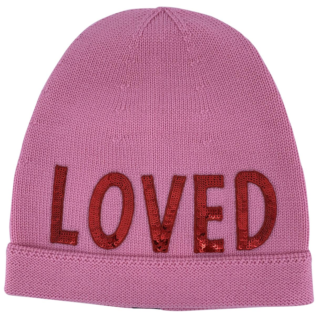 Gucci \N Pink Wool hat for Women L International