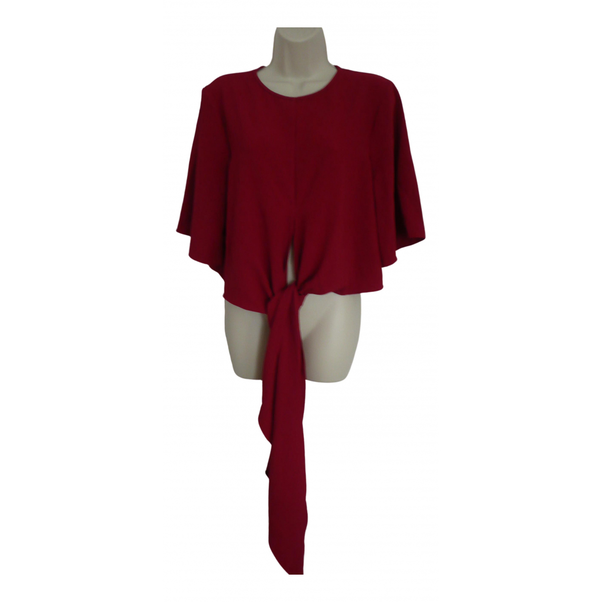 Ellery \N Red  top for Women 14 UK