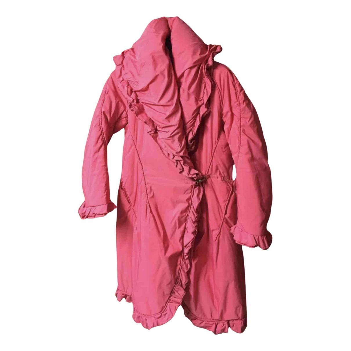 Ermanno Scervino N Pink jacket for Women 42 IT