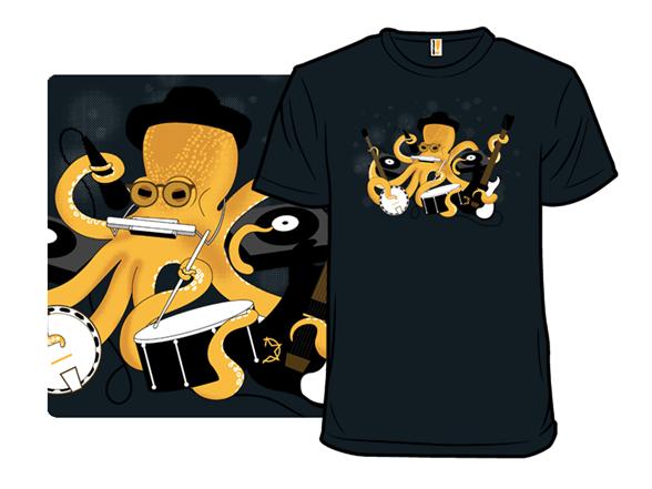 Becktopus T Shirt