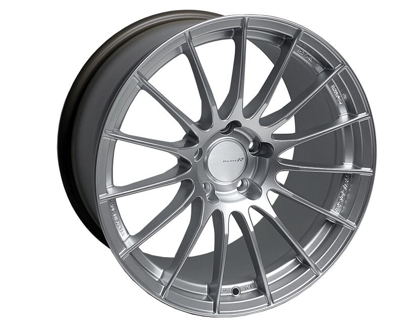 Enkei RS05-RR Wheel Racing Series Silver 18x8.5 5x112 45mm