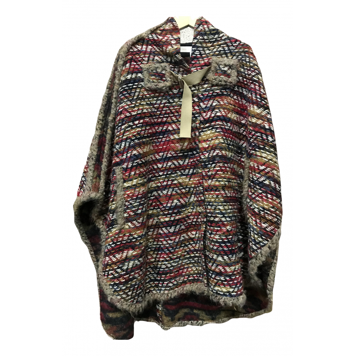 See By Chloé N Multicolour Wool coat for Women 36 FR