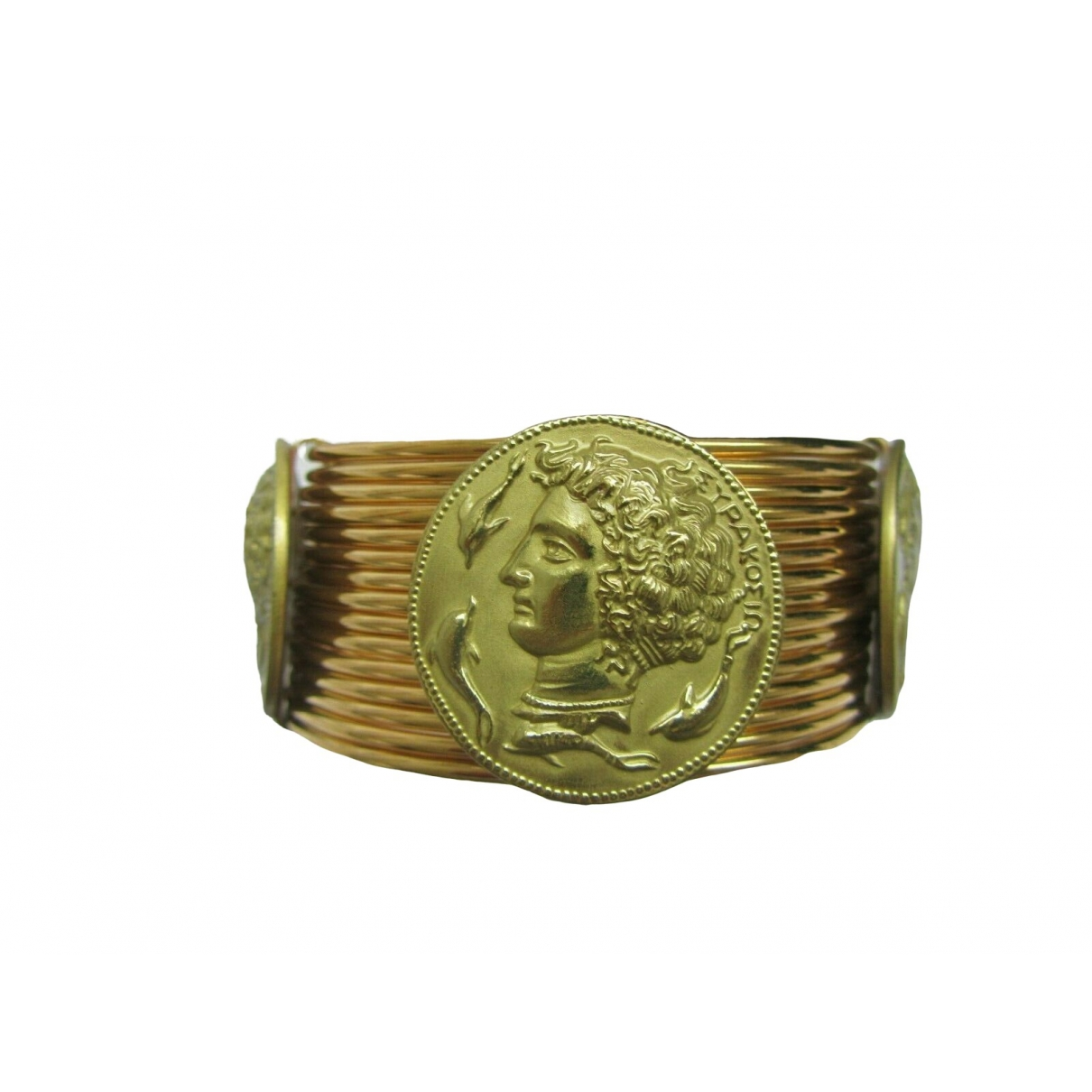 Dolce & Gabbana \N Gold Metal bracelet for Women \N