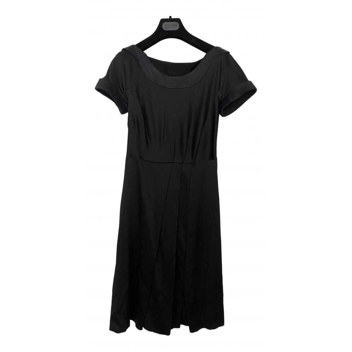 Nina Ricci \N Blue dress for Women 38 FR