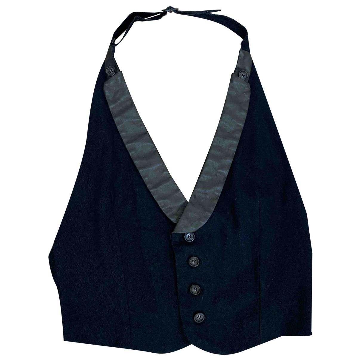 Diesel \N Black Wool  top for Women XS International