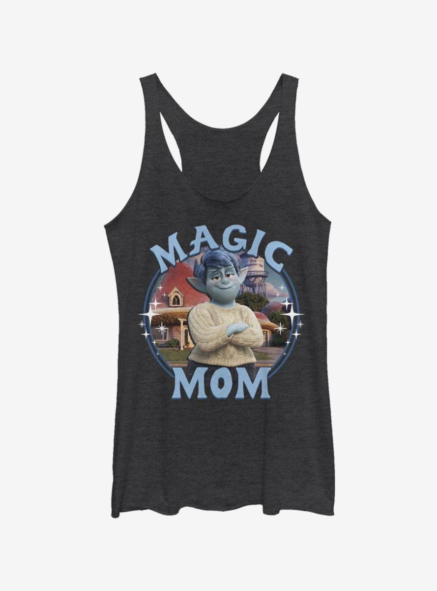 Disney Pixar Onward Magic Mom Womens Tank Top