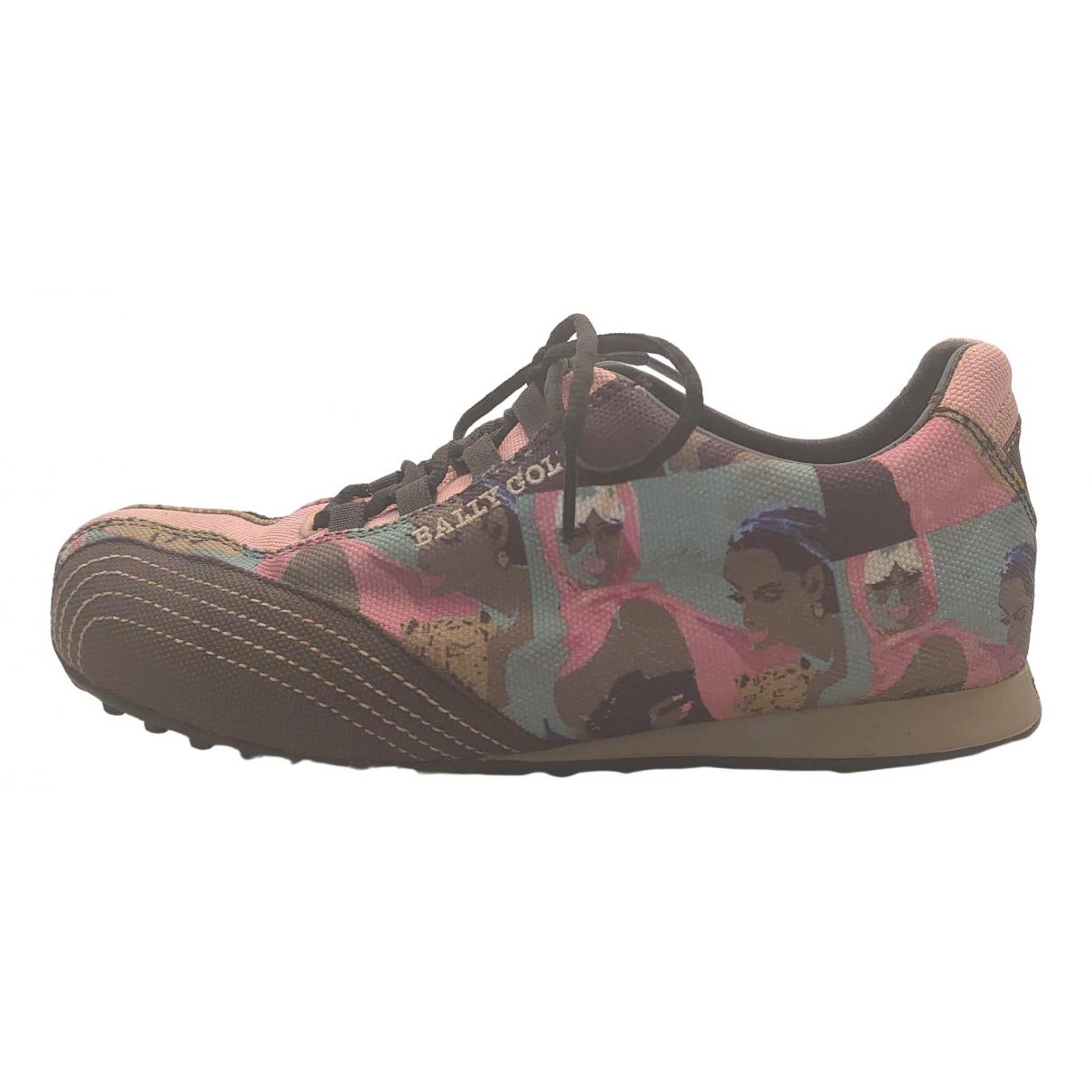 Bally \N Sneakers in  Bunt Leinen