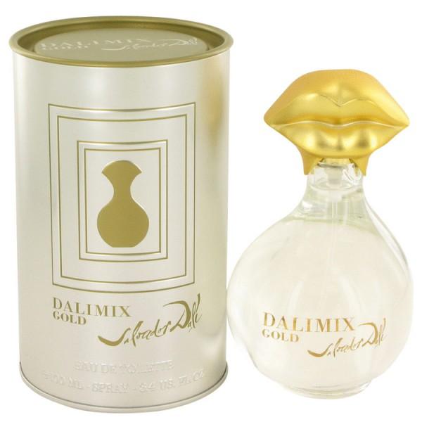 Dalimix Gold - Salvador Dali Eau de Toilette Spray 100 ML