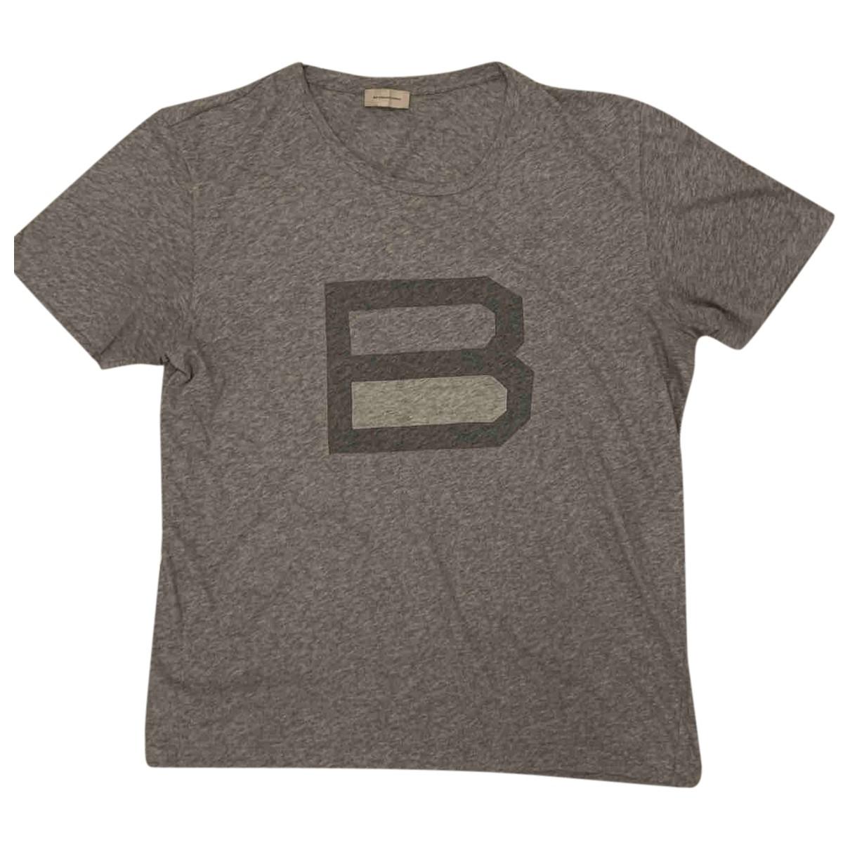 Balenciaga \N Grey Cotton T-shirts for Men L International