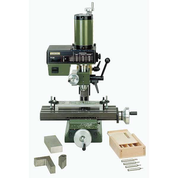 Micro Mill, Model FF 230