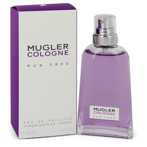 Run Free - Thierry Mugler Eau de toilette en espray 100 ml