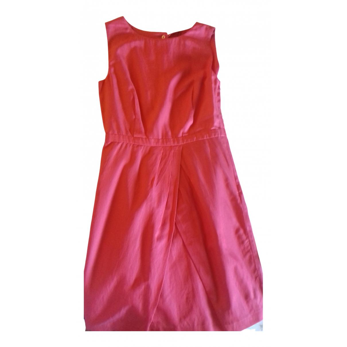 Gant \N Red Silk dress for Women 40 FR