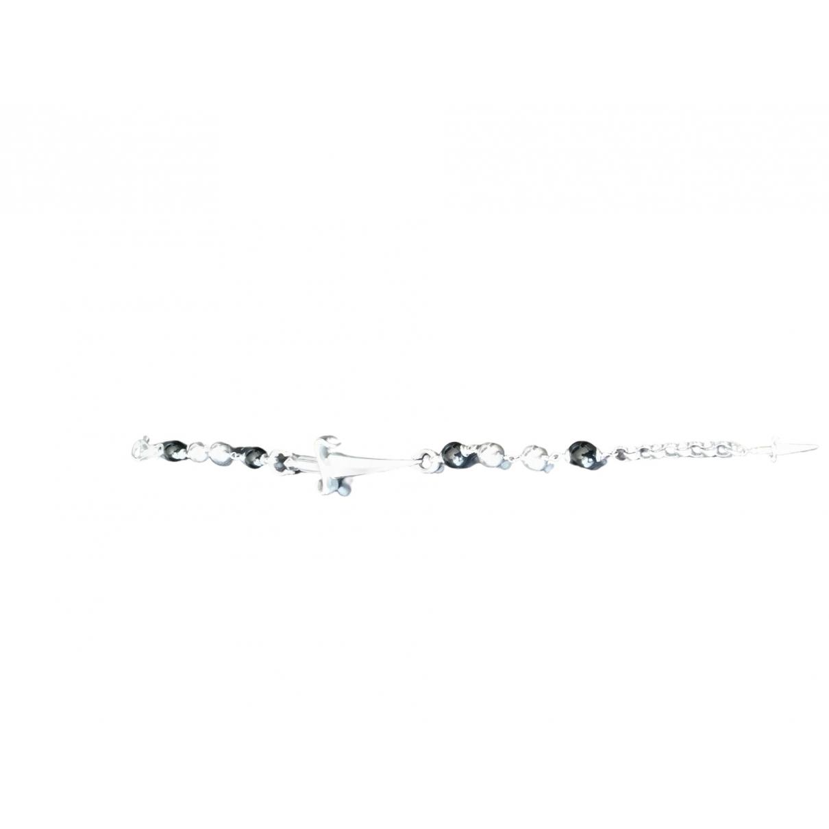 Cesare Paciotti - Bracelet   pour femme en argent - argente