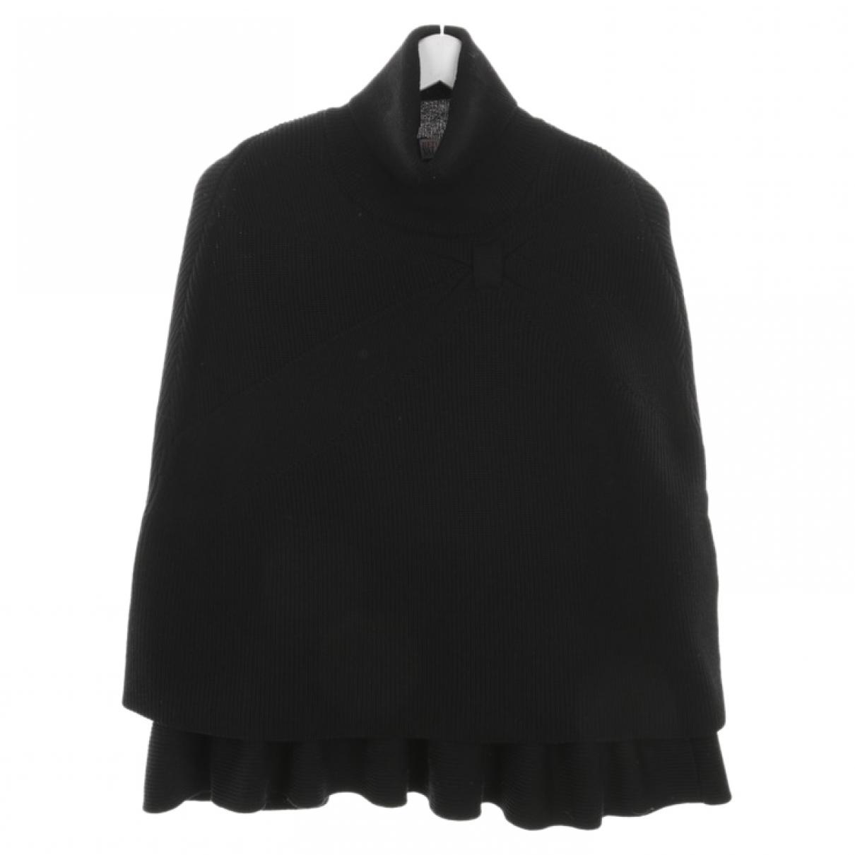 Red Valentino Garavani - Combinaison   pour femme en laine - noir