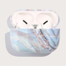 Airpods Schutzhuelle mit Marmor Muster