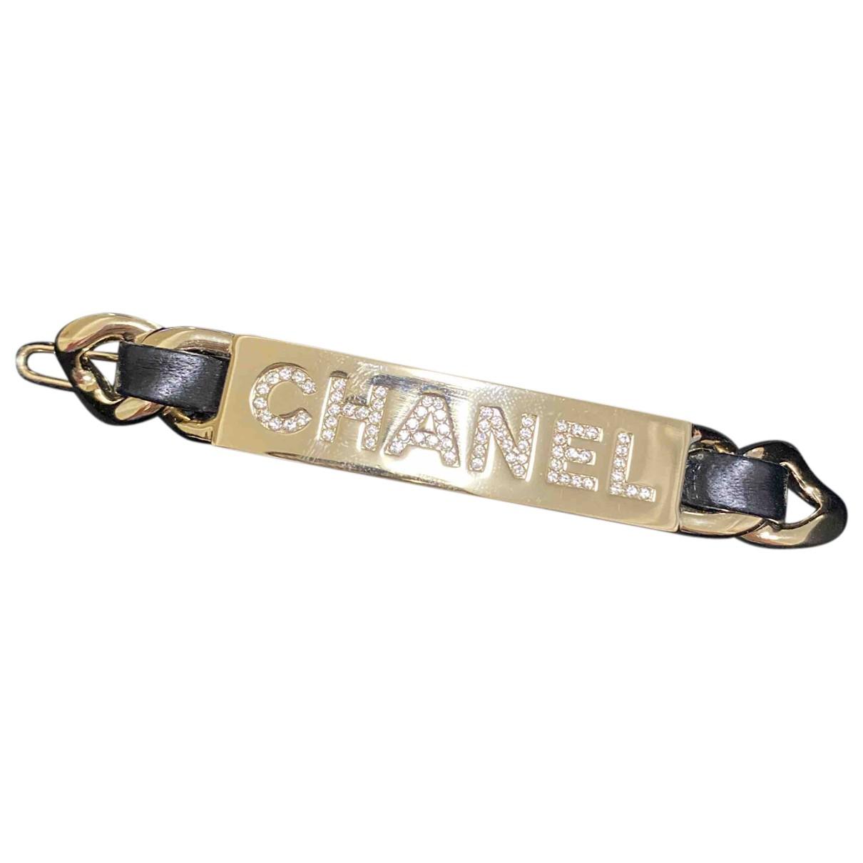 Chanel CHANEL Haarschmuck in  Gold Metall