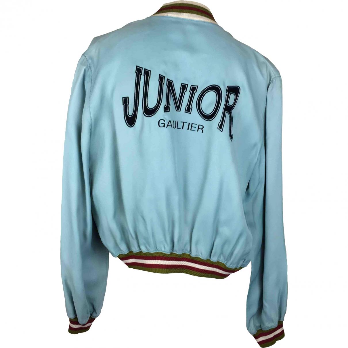 Jean Paul Gaultier \N Blue jacket for Women 40 IT